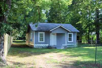 Gladewater TX Single Family Home Active, Cont Upon Loan Ap: $44,900