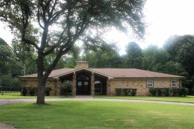 Kilgore Single Family Home For Sale: 448 Barber Rd.