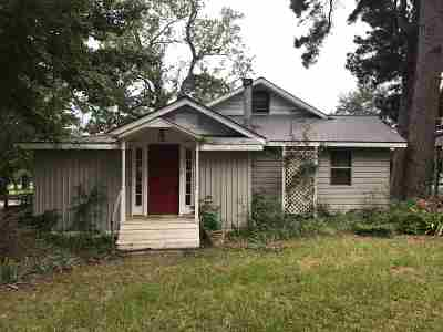 Gladewater TX Single Family Home Active, Cont Upon Loan Ap: $84,900