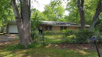 Gladewater TX Single Family Home For Sale: $114,500