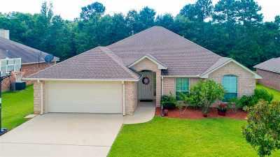 Hallsville Single Family Home For Sale: 111 Mallard Ln