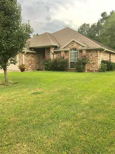 Hallsville Single Family Home For Sale: 103 Mallard