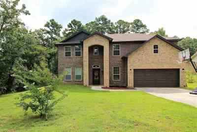 Gladewater TX Single Family Home For Sale: $299,900