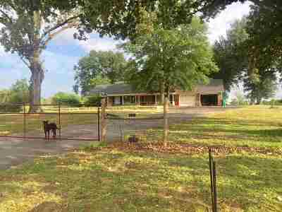 Gilmer Single Family Home For Sale: 2866 Redwood