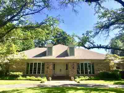 Longview Single Family Home For Sale: 1303 Inverness Street