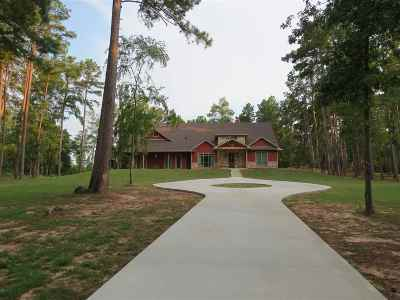 Gilmer Single Family Home For Sale: 1825 Fawn Crossing Rd
