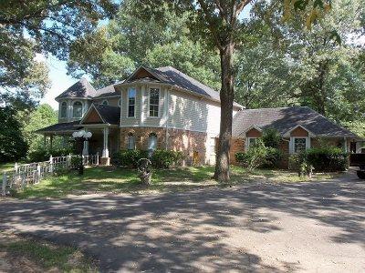 Kilgore Single Family Home For Sale: 5611 Cr1114