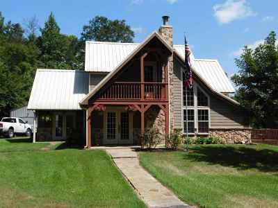 Gilmer Single Family Home For Sale: 7785 Hwy 154 E