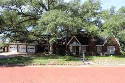 Gladewater TX Single Family Home For Sale: $225,000