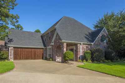 Longview Single Family Home For Sale: 3807 Falls Creek