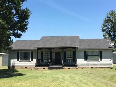 kilgore Single Family Home For Sale: 4918 Fm 1252