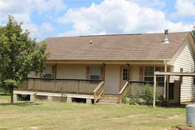 kilgore Single Family Home For Sale: 7777 E Fm 1249