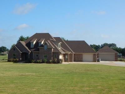 Gilmer Single Family Home For Sale: 6007 Pomegranite Rd