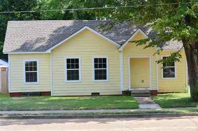 kilgore Single Family Home For Sale: 614 Crim Avenue