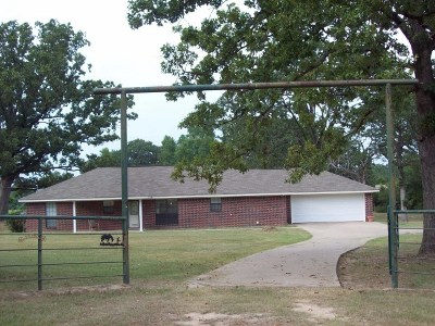 Diana Single Family Home For Sale: 13569 State Hwy 154 East