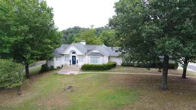 Kilgore Single Family Home For Sale: 1637 Danville Rd