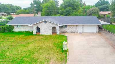 kilgore Single Family Home For Sale: 181 Velma Drive