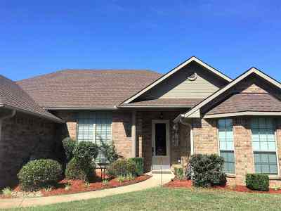 Gilmer Single Family Home For Sale: 7671 State Hwy 300