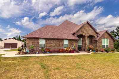Single Family Home For Sale: 300 Deerfield Lake Circle