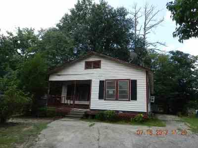 kilgore Single Family Home For Sale: 608 Thomas Street