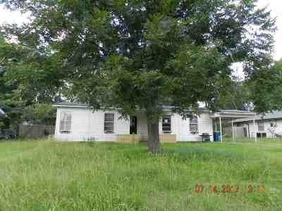 kilgore Single Family Home For Sale: 807 Parkview Street