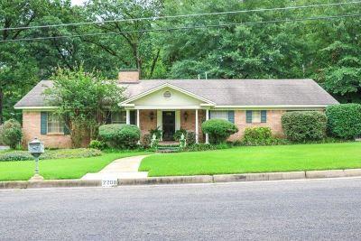 Longview TX Single Family Home For Sale: $167,500
