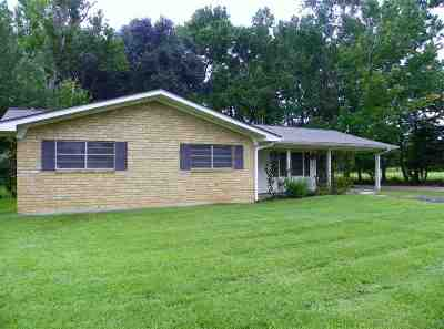 Hallsville Single Family Home Active, Option Period: 209 Galilee Road