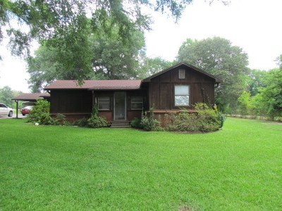 kilgore Single Family Home Active, Option Period: 454 W County Road 171