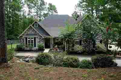 Single Family Home For Sale: 684 Hickory Creek Lane