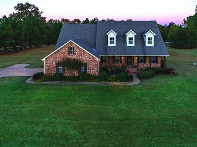 Hallsville Single Family Home For Sale: 120 Page Creek Dr.
