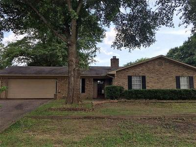 Hallsville TX Single Family Home For Sale: $159,000