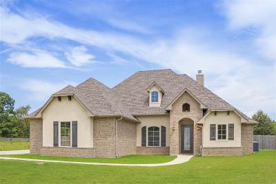 Gladewater TX Single Family Home For Sale: $295,000
