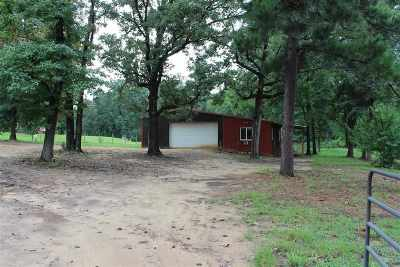 Gladewater TX Single Family Home For Sale: $119,000