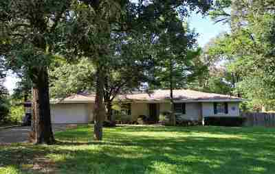 Longview TX Single Family Home For Sale: $169,000