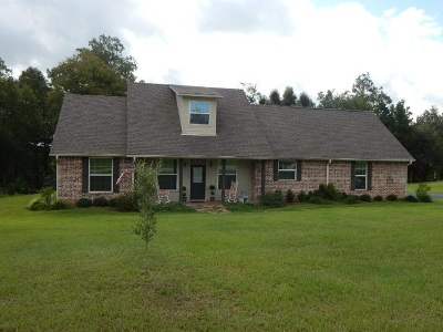 Gilmer Single Family Home For Sale: 283 Pintail
