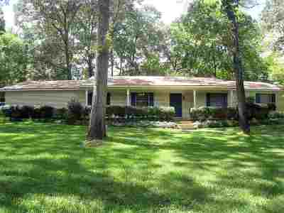 Longview TX Single Family Home For Sale: $177,500