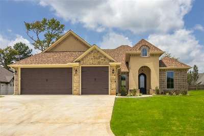 Hallsville TX Single Family Home For Sale: $306,000