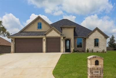 Hallsville TX Single Family Home For Sale: $305,000