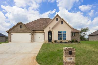 Hallsville TX Single Family Home For Sale: $309,000