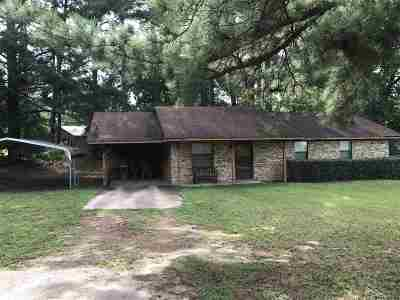 Gladewater TX Single Family Home For Sale: $78,500
