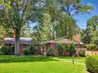 Longview Single Family Home For Sale: 2001 Smallwood Drive
