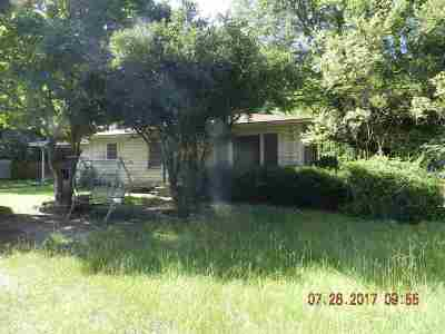 Longview Single Family Home For Sale: 1100 Lorin Drive