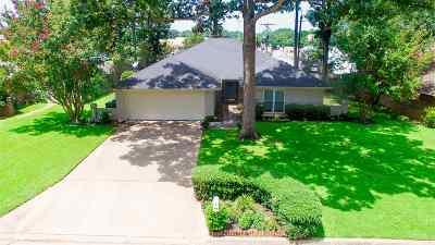 Longview Single Family Home For Sale: 1209 Tiffany Lane