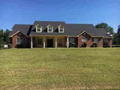Longview, Hallsville, Harrison Single Family Home For Sale: 1552 Vanderslice