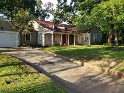 Longview Single Family Home For Sale: 501 Noel