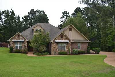 Longview Single Family Home For Sale: 155 Timber Falls