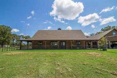 Single Family Home For Sale: 8148 E Fm 1798