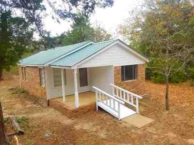 Big Sandy TX Single Family Home For Sale: $89,000