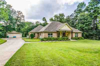 Gilmer Single Family Home For Sale: 4573 Hummingbird