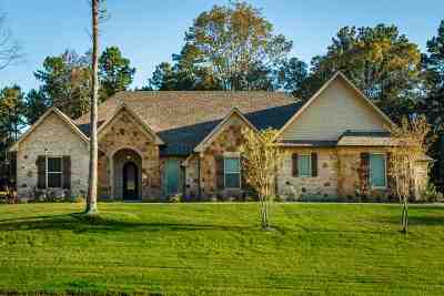 Gladewater TX Single Family Home For Sale: $359,900